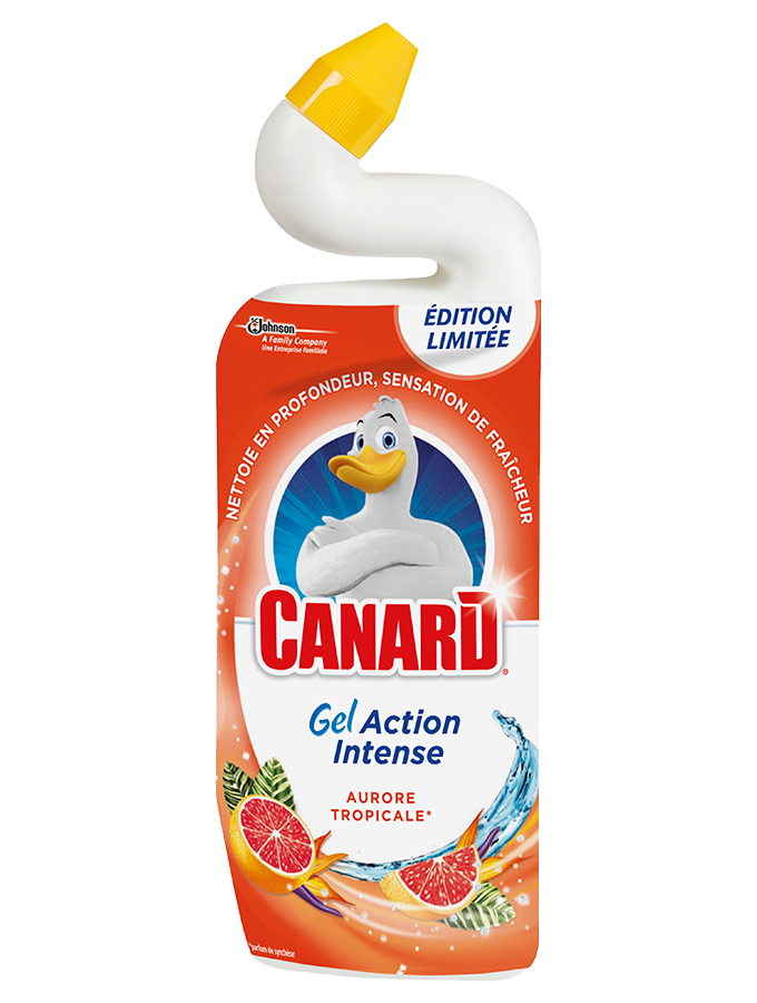 Canard Gel Action Intense Aurore Tropicale